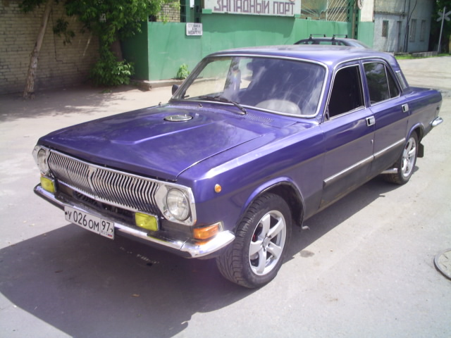 Обвесы для ГАЗ 24 облагородят старичка