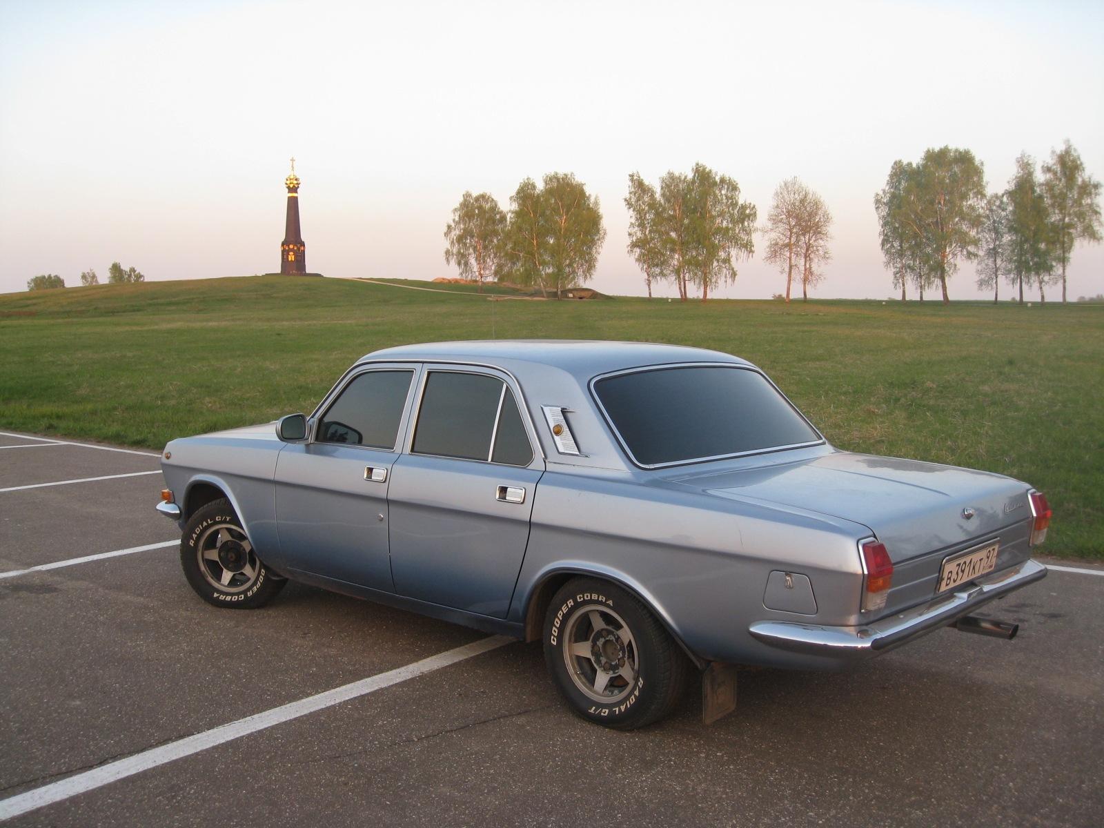 Перетяжка сидений ГАЗ-24 – придай автомобилю изысканность!