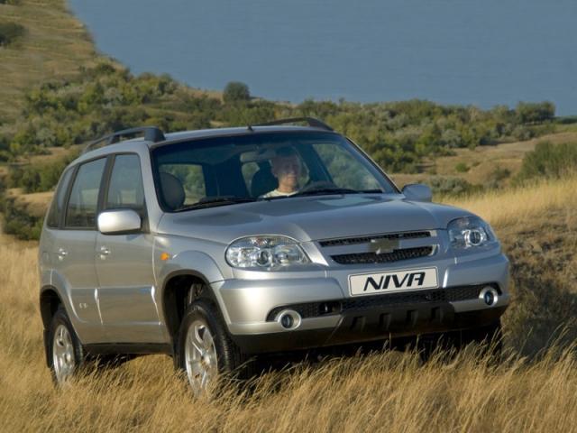 Chevrolet Niva представляет новую версию Special Edition.