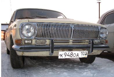 Тюнинг подвески ГАЗ 24.