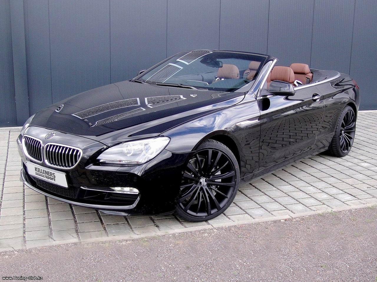 Тюнинг BMW 6