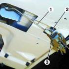 Тюнингуем ГАЗ 3110 своими руками – вставляем электронный замок в багажник.
