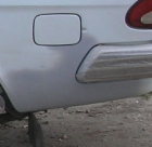 Ремонт кузова ГАЗ 3110 – ставим заплаты.