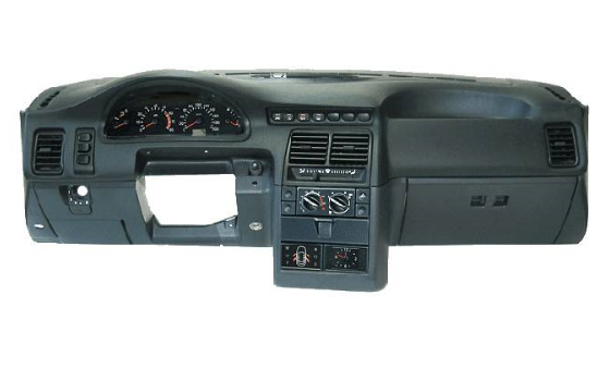 Евро панель для тюнинга ВАЗ 2114.