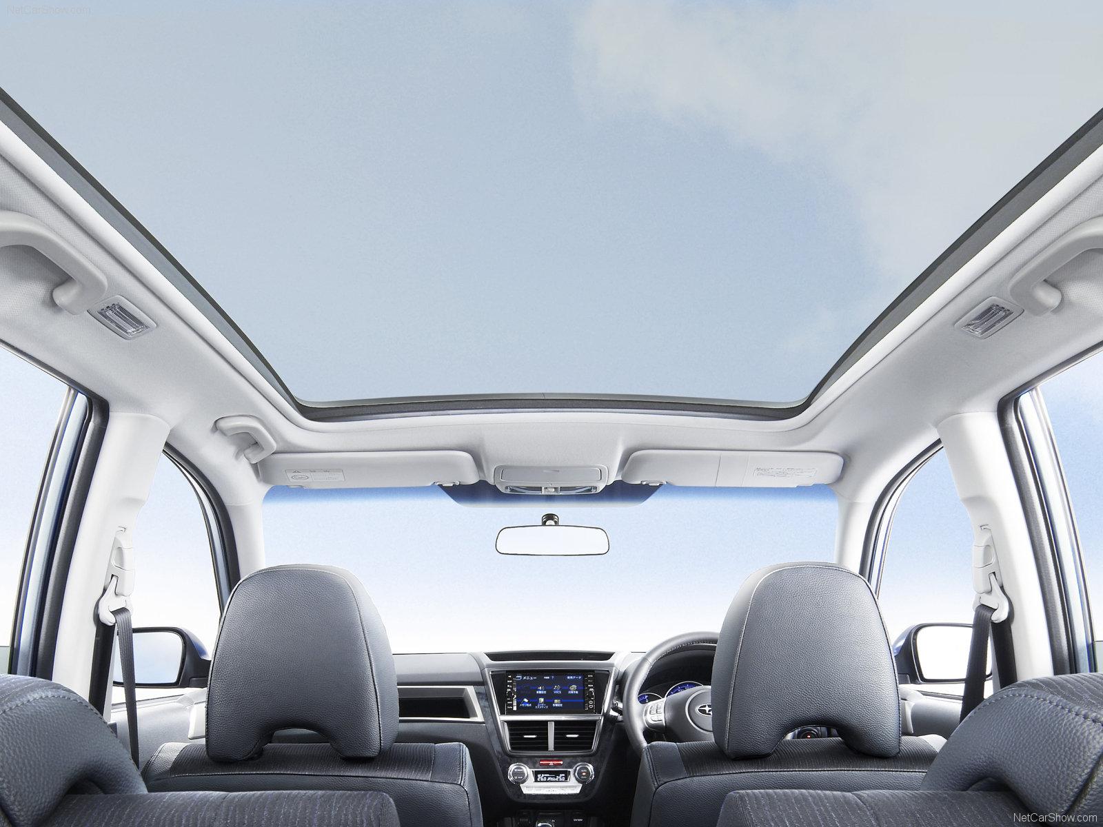 Еще более надежный и привлекательный Subaru Exiga