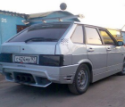 Спортивный тюнинг ВАЗ 2109.