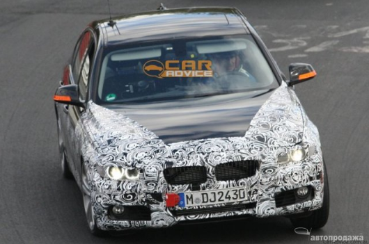 BMW запускает гибридную модель авто.
