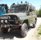 УАЗ 469 Охотник.