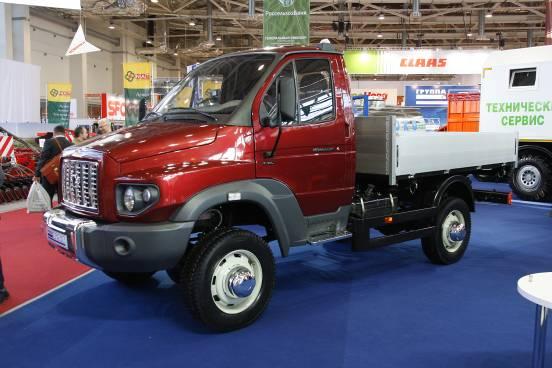 Новинка от ГАЗ – автомобиль «Ермак»