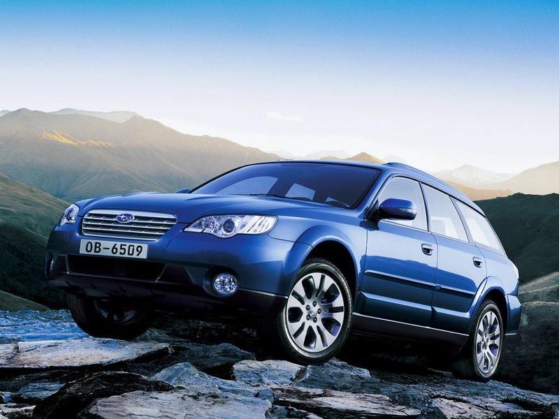 Представление Subaru Outback