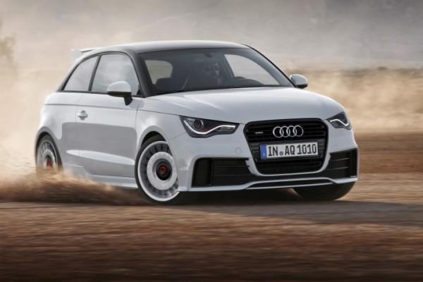 Для Audi A1 подготовили три заводских тюнинг-пакета