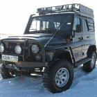 УАЗ 469 для бездорожья: тюнинг своими руками