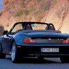 Обзор родстера и купе BMW Z3
