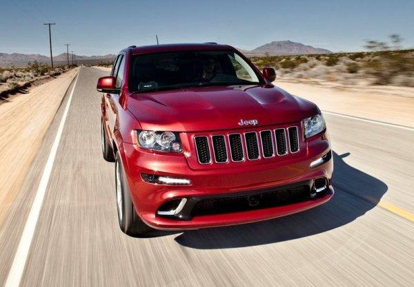 Обзор Jeep Cherokee