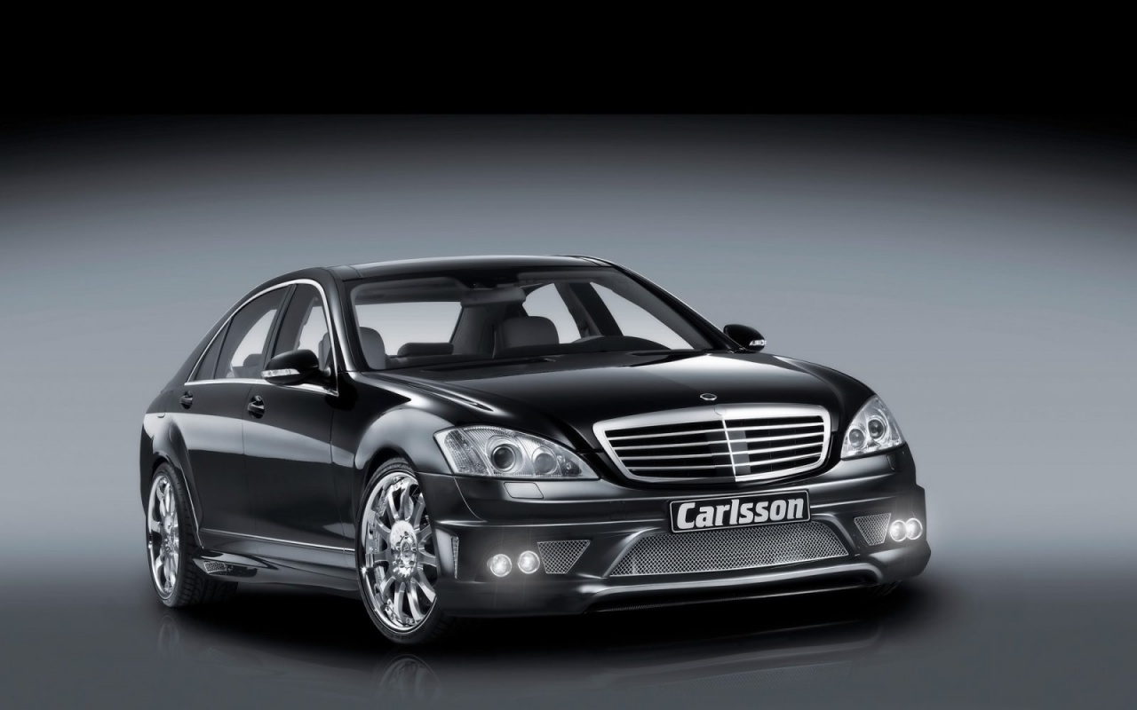 Mercedes Benz S-class. Роскошь 2012 года