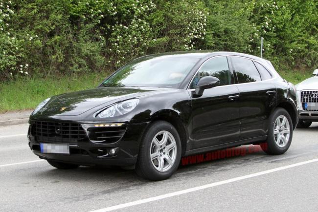 Спортивное совершенство Porsche Macan
