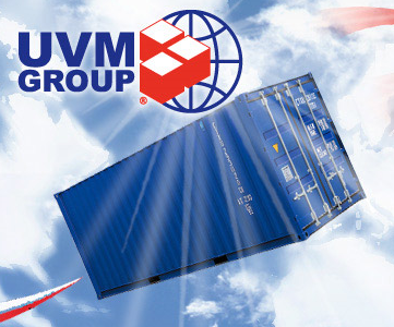 Грузоперевозки компании «UVM Group»