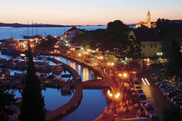 Туры в Биоград-на-Мору, Хорватия