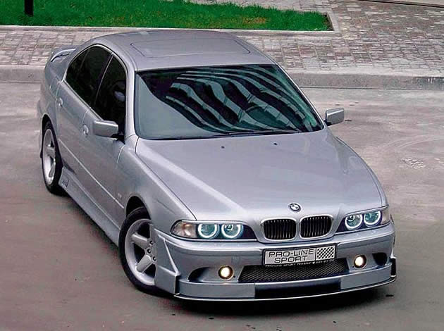 Выбираем BMW E39
