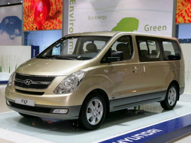 Hyundai Starex – история минивэна