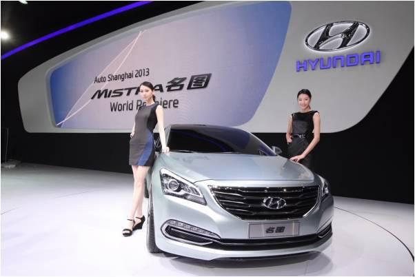 Новые модели Hyundai 2013