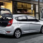 Hyundai Solaris Хэтчбэк. Концептуально новое решение.